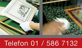 Call best framer in Vienna - Gregor Eder 1060 Wien Austria