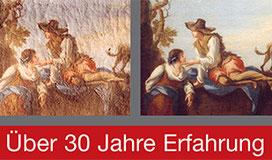 Gregor Eder 1060 Wien Restaurierung von Bildern und Rahmen