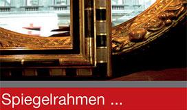 Spiegelrahmen nach Maß im Rahmen Ihrer Wahl 1060 Wien