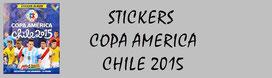 Navarette Copa America Chile 2015 Stickers