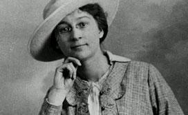 Rose Valland dans les années 1930 (date et auteur inconnu.e.s)