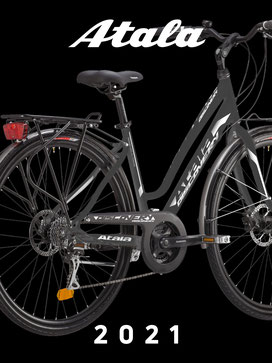 Catalogo biciclette Atala 2018