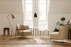 GUBI Beetle Chair Luxembourg