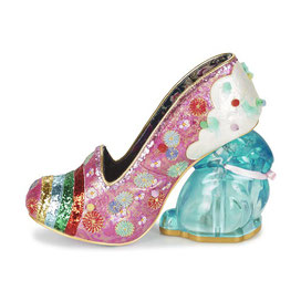 Rainbow Bunny Shoe