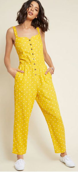 Every waking moment jumpsuit with free gift