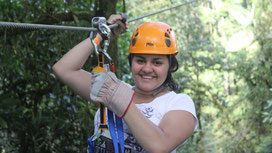 Arenal one day Combo Tour:  Tubing & Canopy Tour