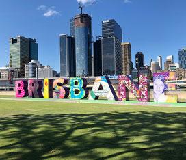 Brisbane beeldmerk