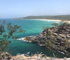 Noosa coastal hike