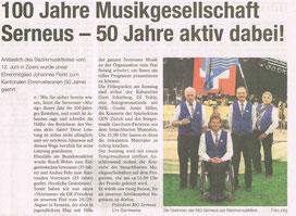 Klosterser Zeitung 25. Juni 2010