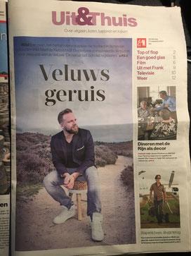 """De Gelderlander 2017 - """"Wild"""""""