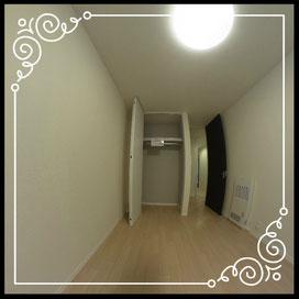 洋室②1F収納↓360°画像によるバーチャル内覧はこちら。↓ANIMATO102号室