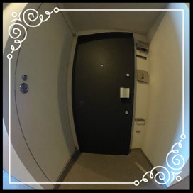 共用廊下/玄関↓360°画像によるバーチャル内覧はこちら。↓D'グラフォート札幌ステーションタワー1702号室