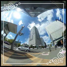 外観(南東側)↓パノラマで内覧体験できます。↓D'グラフォート札幌ステーションタワー