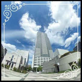 外観(南側)↓パノラマで内覧体験できます。↓D'グラフォート札幌ステーションタワー