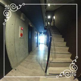 共有階段↓パノラマ内覧体験はこちらから↓