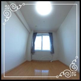 洋室②暖房器↓360°画像によるバーチャル内覧はこちら。↓D'グラフォート札幌ステーションタワー1702号室