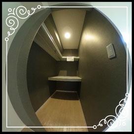 収納↓360°画像によるバーチャル内覧はこちら。↓ANIMATO102号室