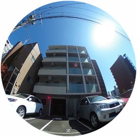 〒001-0013 北海道札幌市北区北13条西3丁目1-25 ミカーサ13-Micasa13