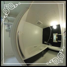 浴室①追い焚き可↓360°画像によるバーチャル内覧はこちら。↓ANIMATO102号室