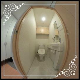 トイレ①↓360°画像によるバーチャル内覧はこちら。↓D'グラフォート札幌ステーションタワー1702号室