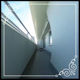 バルコニー①収納↓360°画像によるバーチャル内覧はこちら。↓D'グラフォート札幌ステーションタワー1702号室
