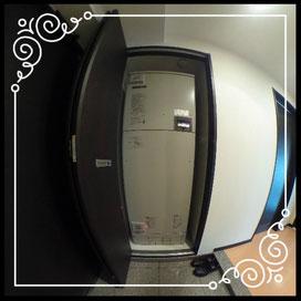オール電化給湯設備↓パノラマで内覧体験できます。↓D'グラフォート札幌ステーションタワー511号室