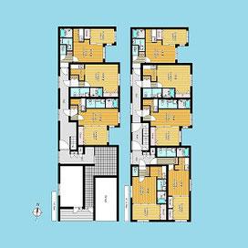 〒001-0017 北海道札幌市北区北17条西5丁目2-7ジェンティーレ43°-Jentile43°