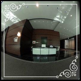 共用部/コンシェルジュカウンター②↓パノラマで内覧体験できます。↓D'グラフォート札幌ステーションタワー