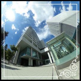外観(東側)↓パノラマで内覧体験できます。↓D'グラフォート札幌ステーションタワー