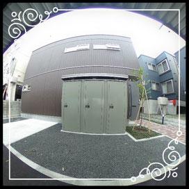 外観③トランクルーム↓360°画像によるバーチャル内覧はこちら。↓ANIMATO