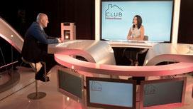 Interview d'Arnaud Visse du groupe Coulidoor sur le plateau de Maison&Travaux.fr