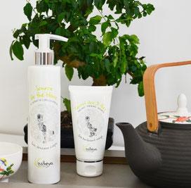 ©Asthéya, produits cosmétiques soin du corps et du visage
