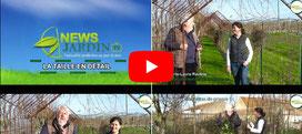 Interview Javoy Plantes par Patrick Mioulane NewsJardinTV