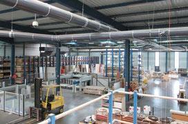 ©France Rangement, atelier de l'usine