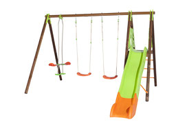 Trigano Jardin spécialiste des jeux de plein air pour enfants