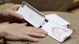 ©Noreve saint Tropez - Coque de téléphone portable personnalisable