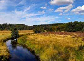 vacances en Limousin (plateau de Millevaches, gorges de la Vienne, lac de Vassivière...)