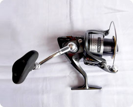 釣り用品、リール、釣り竿、ルアーなど