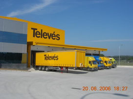 Centro Logístico Televés - Oroso