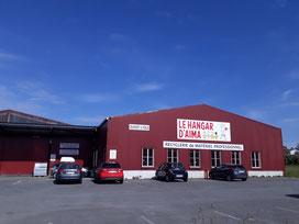 Hangar AIMA d'Osserain