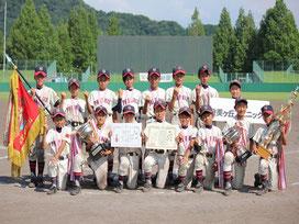 第53回奈良県学童軟式野球大会