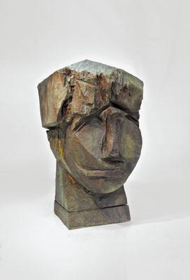 Kopf 244, 2016, Bronze, 9 Ex., 42 x 25 x 30 cm