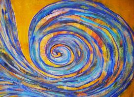 Schamanismus, Rituale, Kunsttherapie - Atelier de transcréation