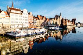 Kurztrip Männertrip Junggesellenabschied JGA nach Polen Gdańsk Danzig Polnische Ostsee