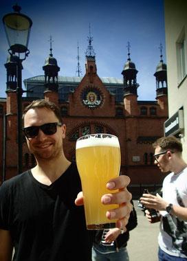 Kurztrip Männertrip Junggesellenabschied JGA nach Polen Gdańsk Danzig Polnische Ostsee City Craft Beer Tour