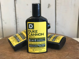 made in america gift item shampoo dainty dandelion duke cannon