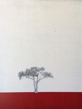 LIZ BONO EN COLLECTION CHEZ MAXANART - GALERIE D'ART VALBONNE