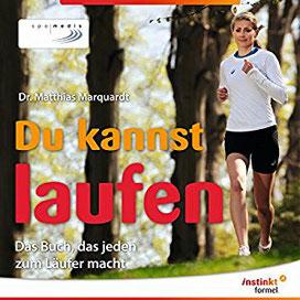 Dr. Matthias Marquardt - Du kannst laufen - Hörbuch
