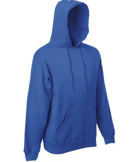 Premium Hooded Sweatshirt Fruit of the Loom