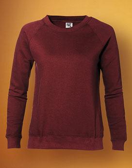 Textildruck Ladies' Raglan Sweatshirt SG23F